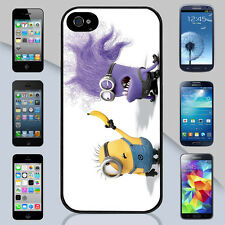 New Despicable Me Kevin and Evil Minion Apple iPhone & Samsung Galaxy Case