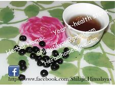Shilajit, Natural, Pure and Most Potent Form from Himalayas,50, 100, 200 gram