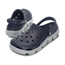 Crocs - Crocs Duet Sport Clog - Navy/Light Grey