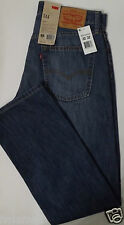Levis 514 Slim Straight Fit  Mens Jeans  Blue MSRP $58.00 NWT
