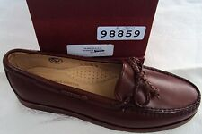 Mephisto Golf Shoes Women Medium Brown  Handmade Portugal Quality leather