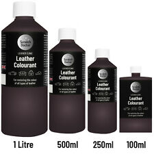 MAROON Leather Colourant for repairs & restorations. / Pigment Stain Dye