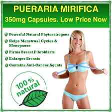 PUERARIA MIRIFICA CAPSULE 100% PURE NATURAL ENLARGE & FIRMING BREAST 350mg