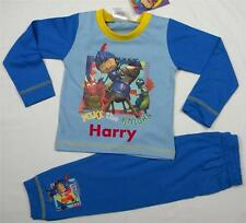 Personalised Mike the Knight licenced pyjamas age 18 months - 4 years