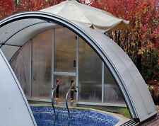 SOLARCOOL CONSERVATORY ROOF - COOLKOTE WINDOW TINT TINTING FILM REDUCE HEAT!
