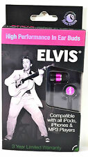 High Performance Elvis Ear Buds