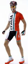 """SALE!! """"The national flag series - ITALY""""Cycling Jersey + BIB Shorts 6D Padd"""