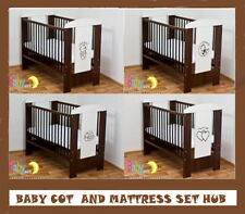 BABY COT BEAUTIFUL DESIGNS SELECTION OF COTS AND MATTRESSES THE BEST PRICE