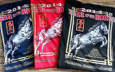 NEW KIDS COTTON 2014 ZODIAC YEAR OF THE HORSE T-SHIRT FROM CHINATOWN HAWAII
