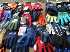 Green Bay Packers  licensed nfl work gloves all teams brand new one pair $9.99