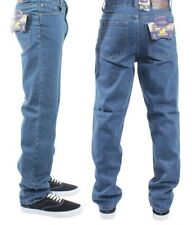 "MENS NEW BLUE CIRCLE BLUE STONEWASH WORK JEANS SIZES 28""-60"" **SPECIAL PRICE**"