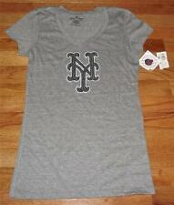 New York NY Mets St. Patrick's Pats Day Bling NEW NWT Womens T-Shirt S M L XL