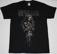 BRING ME THE HORIZON DEATH METALCORE ASKING ALEXANDRIA EMMURE NEW BLACK T-SHIRT