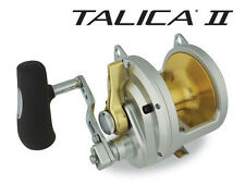 SHIMANO TALICA II TAC 8 10 12  16 20 25 50 2 SPEED BIG GAME REEL SELECT MODEL