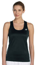 New Balance Women's Athletic Fit Tempo Running Singlet Tank Top. N9138L