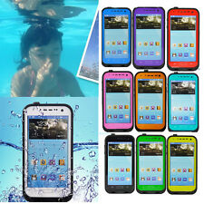 Hot Waterproof Shockproof Dirt Snow Proof Case Cover For Samsung Galaxy S4 I9500