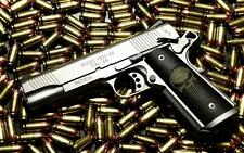 TACTICAL COLT 1911 GLOSSY POSTER PICTURE PHOTO punisher ammo bullets gun 1167