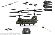 Syma S026 - S026G Chinook RC Helicopter Spare Parts - UK Stock