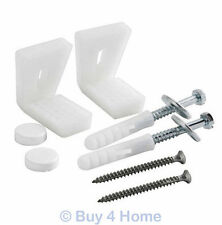 Toilet Pan to Floor Fixing Kits - Bathroom Connecting Bolts - Trade/Bulk from £2