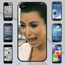 New Kim Kardashian Crying iPhone 4 4s 5 5s Case - USA Seller