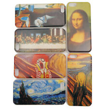 US UV Printing World Famous Oil Painting Skin Case Cover for Multi Phone Model