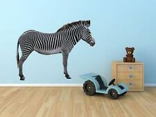 Wall Sticker zebra Removable Wall Decals Vinyl Art Home Decor bedroom Home Print