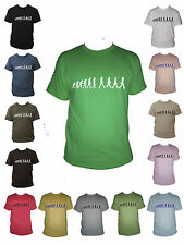 Evolution - Beatles Mens T-Shirt Sizes Small - XXL Various Colours
