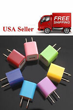 3X USB AC Power Adapter Wall Charger  fro iPhone 4, 4s iPhone 5, 5s and 5C