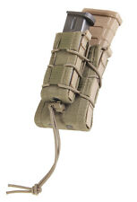 HSG 11DD00 Double Decker TACO Tactical Single Pistol and Rifle Mag Pouch