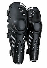 New 2014 Fox Racing Mens Guys Titan Pro Knee/Shin Guards MX Motocross Black