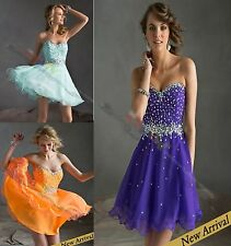 HOT sell! Short Mini Formal Prom Dress Cocktail Evening Party Dresses Homecoming