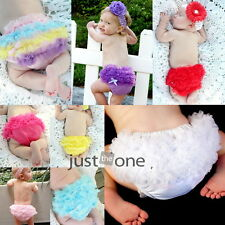 BABY NAPPY COVER LOVELY PANS BLOOMERS WITH FRILL RUFFLE FOR BABY GIRL