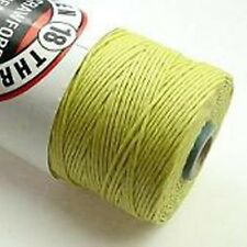 Waxed Irish Linen Crawford Thread 4 ply