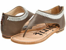 $198. Spirit by Lucchese Carly All Leather Sandal BRAND NEW IN BOX!