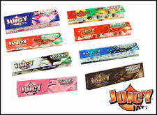 JUICY JAYS FLAVOURED CIGARETTE ROLLING PAPER ***CHOOSE YOUR FLAVOUR***