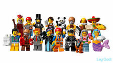 LEGO 71004 THE LEGO MOVIE MINIFIGURES CHOOSE A FIGURE FROM THE LIST NOW IN HAND
