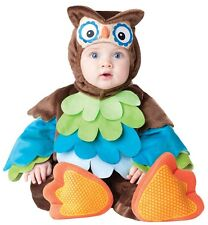 What a Hoot Owl Infant & Toddler Costume HALLOWEEN Unisex Cute Outfit