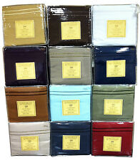 Christopher Adams 1800 Thread Count  King Size Sheets