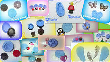Peppa Pig Lego Butterfly Cameo Cupcake Penguin Icecream Angry Birds Moulds Mold