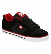 Scarpe Uomo Sneakers Skate Dc Shoes Course Black / Red Zapatos Schuhe Chaussures