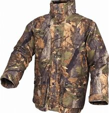 Jack Pyke Hunters Jacket Waterproof Silent Fishing Hunting English Oak All Sizes