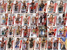 WWE BASIC SERIES WRESTLING MATTEL ACTION FIGURE SUPERSTARS WRESTLERS NEW IN BOX