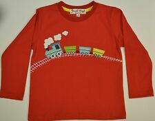 POWELL CRAFT TRAIN APPLIQUE JERSEY TOP,BNWT! 1-7 YEARS!