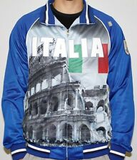 Italy Italia FIFA 2014 World Cup Soccer Sublimated Track Jacket