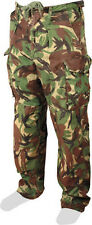 GENUINE BRITISH ARMY ISSUE DPM CAMO COMBAT TROUSERS - NEW !!!