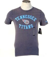 Nike NFL Team Apparel Vintage Tennessee Titans Short Sleeve Tee T Shirt Mens NWT