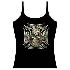 Loyal To None Pirate Skull Tank Top