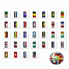 ★ WORLD CUP BRAZIL futbol FLAG SOCCER Football ★ 2014 Case iPhone 4 & 4S COVER ★