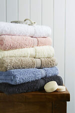 New Luxury Retreat Christy Towels, Hand, Bath, Sheet, 6 Great Colours