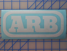 "ARB Air Locker Rock Crawler Decal Sticker 5.5"", 7.5"" or 10.5"" - 12 Colors"